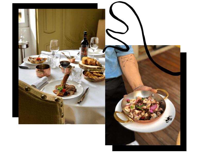 Communication restaurant bordeaux