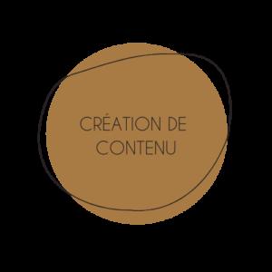 Création contenu photos et vidéos